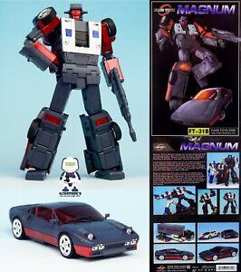 Transformers Masterpiece Fans Toys FT-31B Magnum aka MP Wildrider brand new