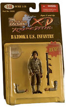 21st Century Ultimate Soldier Toys XD 1:18 U.S. Bazooka Infantry WWII  # 10205