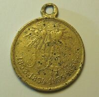 WWI Medal in Memory of the Crimean War Imperial Russia Bronze