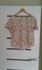 New look ladies summery top,size 12,used,excellent condition
