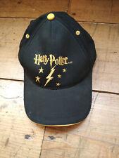 Schildmütze Harry Potter, schwarz