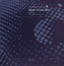 "Curve(12"" Vinyl)Chinese Burn-Universal-WUNTX 56143-UK-VG+/NM"