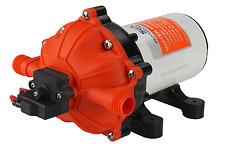 12 Volt 5.0 GPM Marine Water Pump 55 psi Boats, RV's beats flojet jabsco shurflo