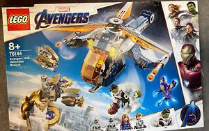 LEGO Marvel Super Heroes Avengers Hulk Helicopter Rescue (76144)