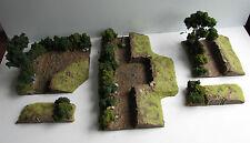 GUERRA MONDIALE 2 mandertory Miniatures resina 28mm Bocage PISTOLA Piazzola, BOLT ACTION