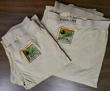 XGO FROG USMC Military Flame Resistant FR BaseLayer Drawer Pants, S-XL 2 Pairs