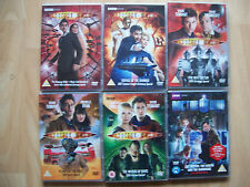 6 DVD Doctor Who specials Christmas 2007, 2008, 2011, Easter 2009, Autumn 2009