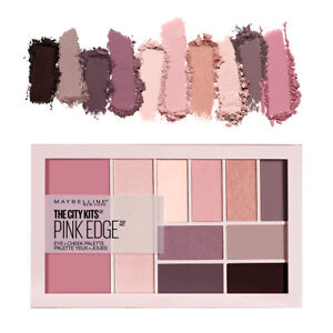MAYBELLINE The City Kits Eye + Cheek Palette - Pink Edge (6 Pack)