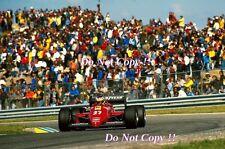 Michele Alboreto Ferrari 156/85 Olandese GRAND PRIX 1985 Fotografia