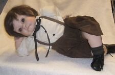 "20"" PORCELAIN  BABY DOLL ~ JOEY  Doll Collecting or Doll Making"