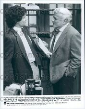 1987 Actor Brian Keith & Paul Provenza Pursuit of Happiness TV Show Press Photo