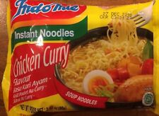 Indomie Instant Noodles Soup Chicken Curry Flavor Delicious Yummy Halal