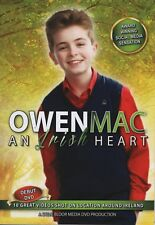 Owen Mac - An Irish Heart DVD 2017 Play Me The Waltz of the Angels
