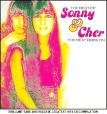 Sonny & Cher Very Best Ultimate Essential Greatest Hits Collection RARE 60's CD