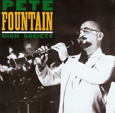 PETE FOUNTAIN : HIGH SOCIETY / CD - NEUWERTIG