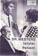NFP Nr.  5009 Dr. Westers letzter Patient
