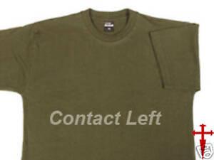 Kids' Olive G Army para sas swat T Shirt XS 3/4 yrs
