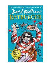 Ratburger, Walliams, David, Used; Good Book