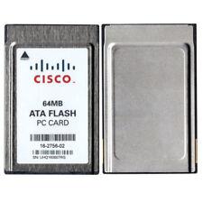 64MB CISCO PC 64MB ATA PC 68Pins Flash Memory Card 5.0 V Type I PCMCIA F.telstra