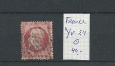 Timbres français oblitérés d'avant 1900