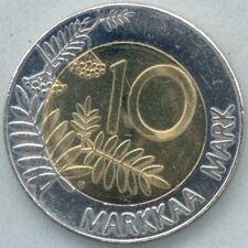 Finland / Suomi KM-77 10 markkaa 1998 AU