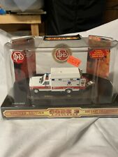 New listing Code 3 Collectibles 1999 Dallas Fire Dept Ambulance 1:64
