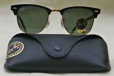 Genuine Ray Ban Clubmaster Sunglasses - RB3916 - new with case and box,