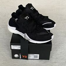 Y3 Adizero Runner Boost - Black / White - UK 7.5