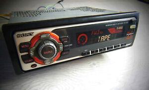 Sony XR-4950X Cassette Receiver Tape Deck Car Radio