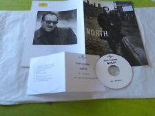 ELVIS COSTELLO - NORTH - MEGA RARE FRENCH PROMO PRESS/PACK CD + DELUXE BIO!!!