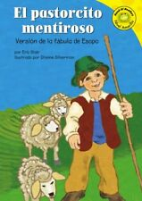 El pastorcito mentiroso: Version de la fabula de e