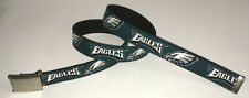 Philadelphia Eagles BELT Buckle Pro Football Team Apparel Fan Game Gear NFL Shop