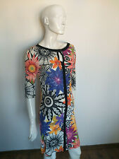 MARCCAIN multicoloured dress 3/4 sleeve size N2