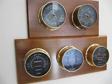COMPLETE SET OF MAXIMUM WEATHER STATION INSTRUMENTS