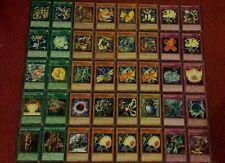 Yu-Gi-Oh Watt Deck - 40 cards complete BONUS 5 cards