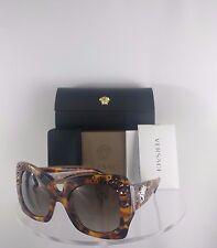Brand New Authentic Versace Mod. 4308-B Sunglasses 5119/13 Havana Tortoise Frame