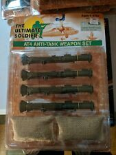 Ultimate Soldier AT4 Anti-Tank Weapon Set G.I. Joe MOC