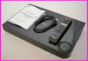SAMSUNG BD-H8909S 3D BLU-RAY *1 TB* DVB-S2 SAT CI*WiFi*LAN*HDMI 1080p*2xUSB*DLNA