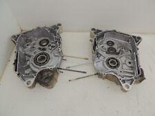 01 SUZUKI LT-160 LT160 LT 160 QUAD RUNNER CENTER ENGINE CASES CRANKCASES D