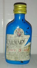 Bottiglietta Mignon Miniature whisky Carnaby 5 years old Rare Vintage Collection