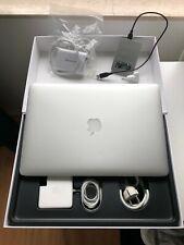 "MacBook Pro 15"" Zoll Retina 2014, Core i7, 16gb RAM, 512G SSD, Iris Pro, Zubehör"
