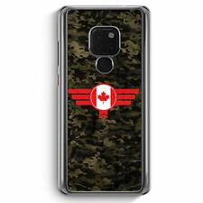 Canada Kanada Camouflage Huawei Mate 20 Hülle Motiv Design Militär Military C...