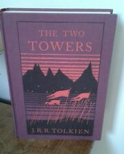 The Two Towers (Lord of the Rings 2) by J R R Tolkien Collectors Edition VGC