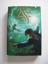 Eoin Colfer ARTEMIS FOWL THE TIME PARADOX PB2008 **GC**