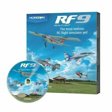 RealFlight RF9 Radio Control RC Flight Simulator Software Only - RFL1101