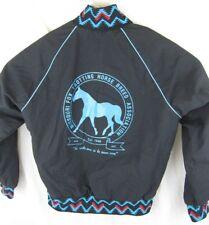 Vtg Missouri Fox Trotting Horse Breed Association Coat Jacket M Navajo Aztec