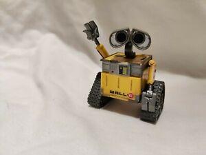 "🤖 DISNEY / PIXAR: walle wall-e action figure 3"" thinkway toys"