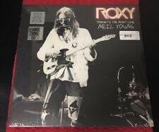 RSD 2018 NEIL YOUNG TONIGHT'S THE NIGHT LIVE LIMITED EDITION. NEW