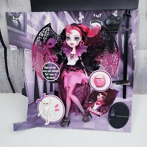 NEW MONSTER HIGH Doll Ghouls Rule Draculaura Doll