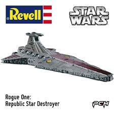 Revell Star Wars Rogue One Republic Star Destroyer Plastic Model Kit RMX856458